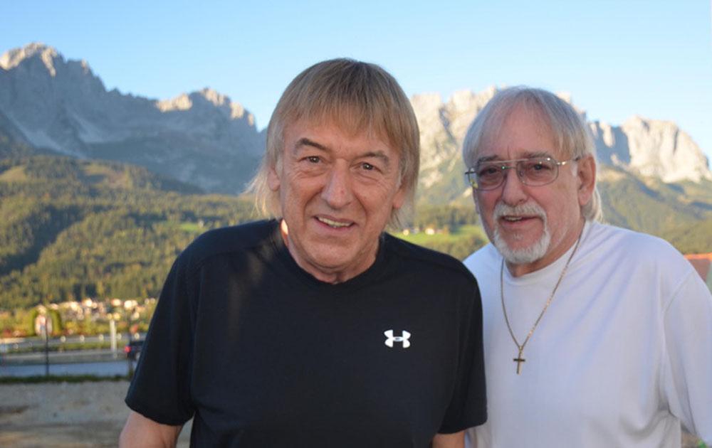 Karl-Heinz und Bernd Ulrich