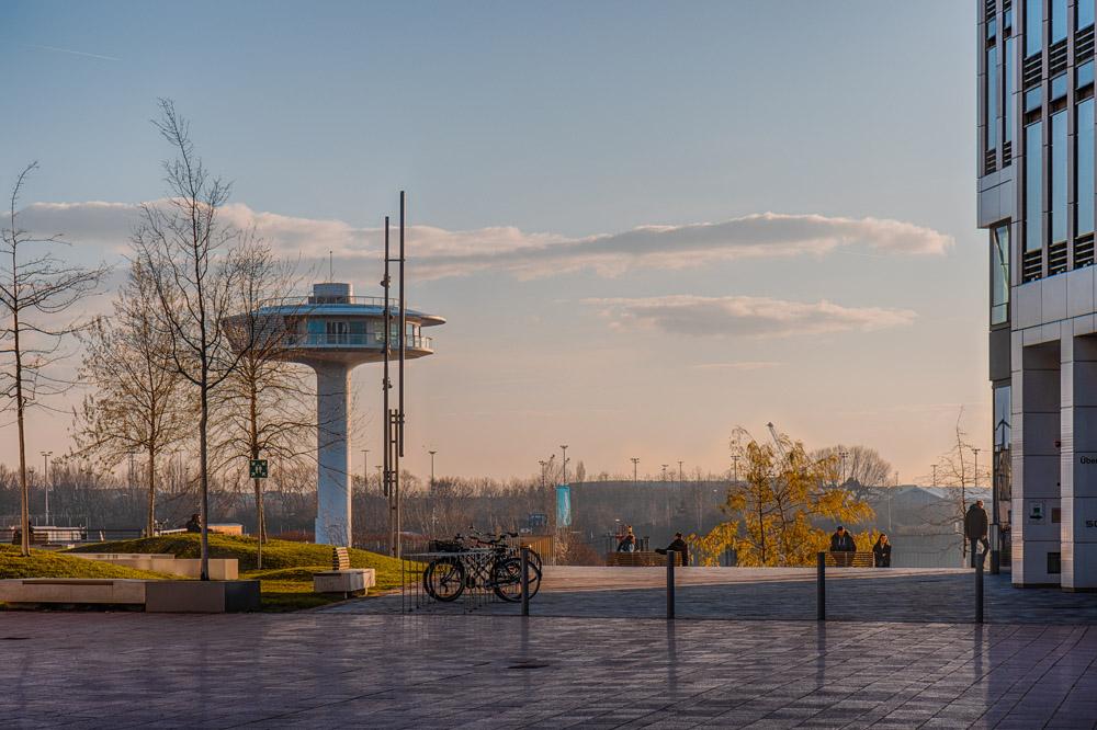 Das Lighthouse in der Hafencity