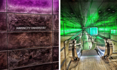 U-Bahn-Station Hafencity Universität