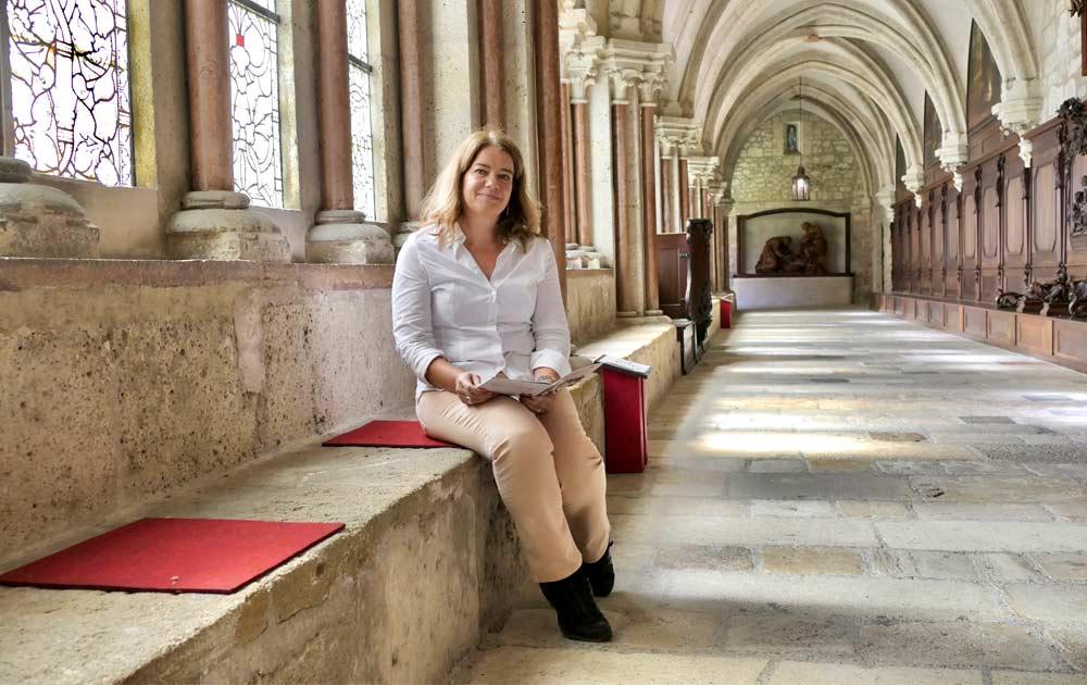 Kloster-Heiligenkreuz-Gang
