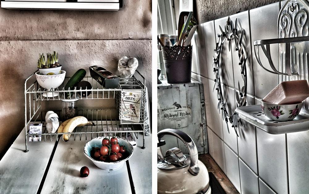 Küche im Detail