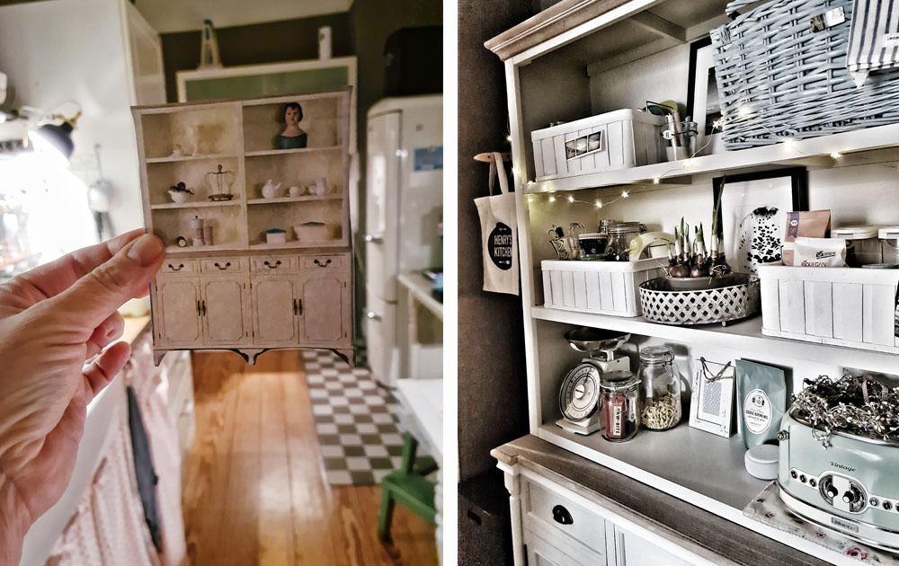 Küchentrick mit Foto