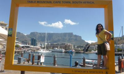 Suedafrika-Tafelberg