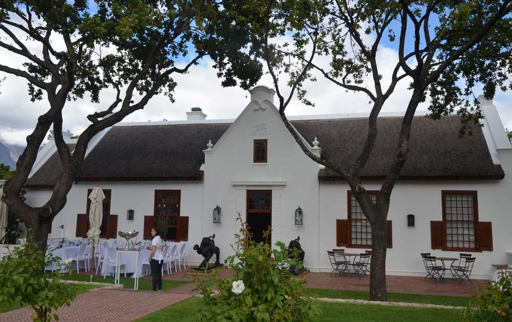 Suedafrika-Restaurant