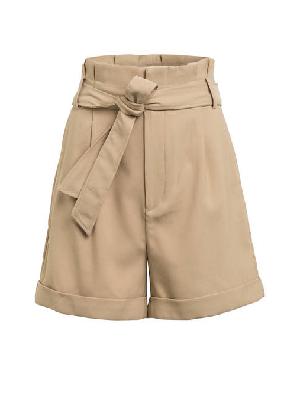 ANINE BING  Paperbag-Shorts KINSLEY