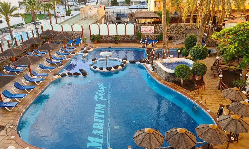 Maritim-Playa-Pool
